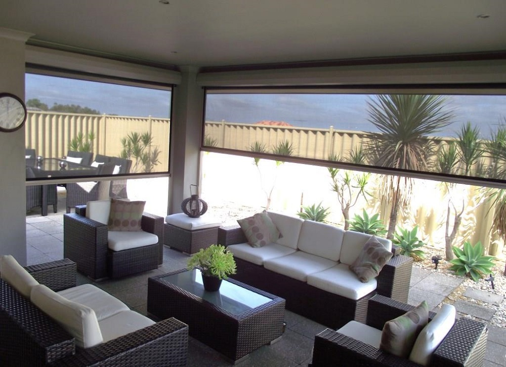 Things to Consider When Buying Plastic Patio Blinds ~ OZ ...