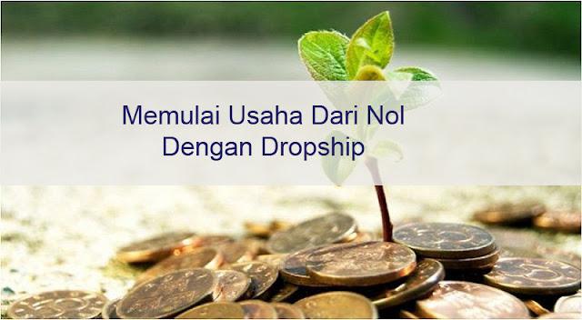 Memulai usaha dari nol dengan dropship