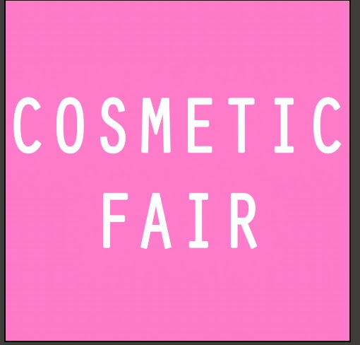 Cosmetic fair winter edition ( 1/15 opens )