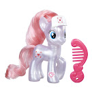 My Little Pony Pearlized Singles Nurse Redheart Brushable Pony