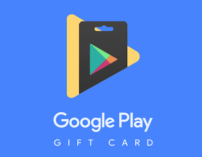 Cara Mendapatkan Google Play Gift Card Gratis Rp.50.000 Terbaru