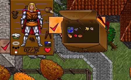 Imagen del juego Ultima VII: The Black Gate