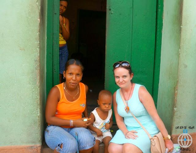 ludzie trynidadu kuba