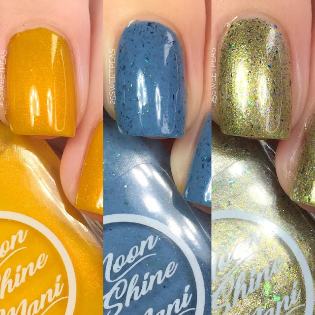 Moon Shine Mani Saturday Night Laughs Vol. 2