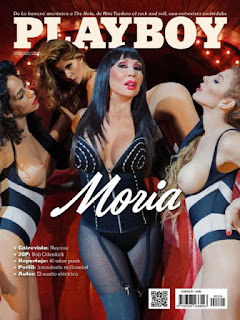 Playboy Argentina-Mayo 2016 PDF Digital