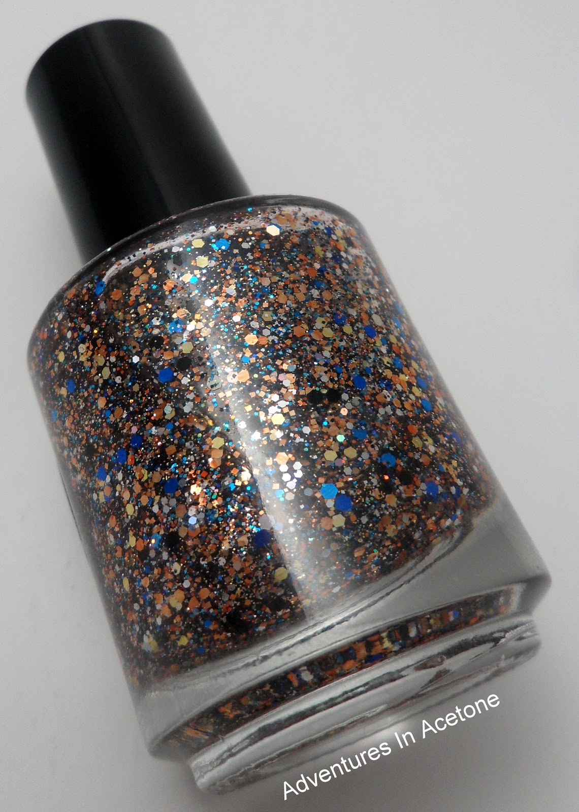 Saturday Shimmer Spam! - Adventures In Acetone