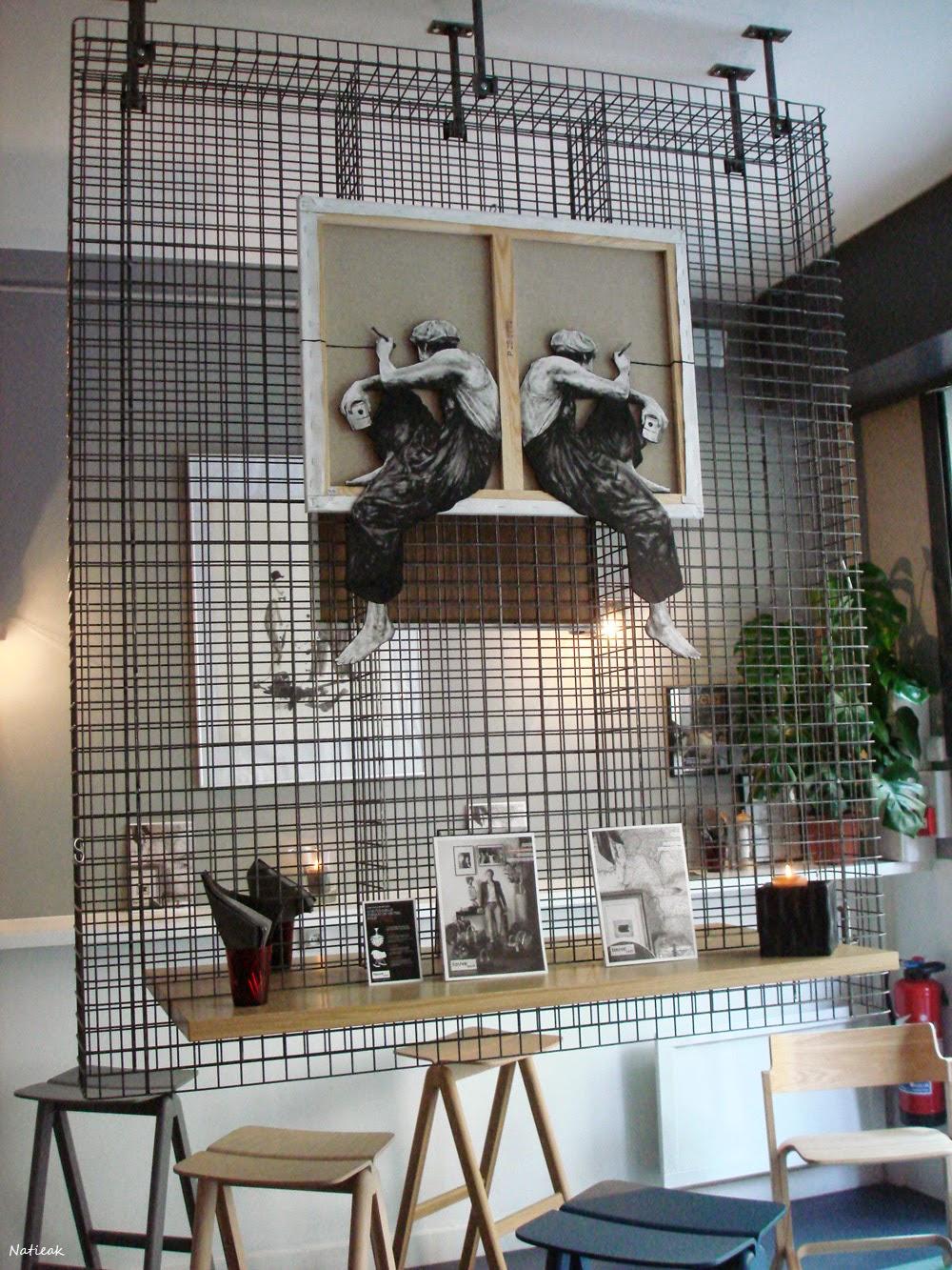 L'Abreuvoir, 38 rue Amelot, Paris 11ème