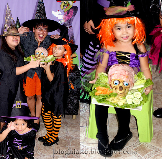 The Witch Themed Party: Witch Themed Halloween Party (Part2)