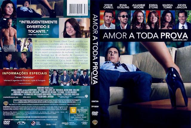 Capa DVD Amor a Toda Prova