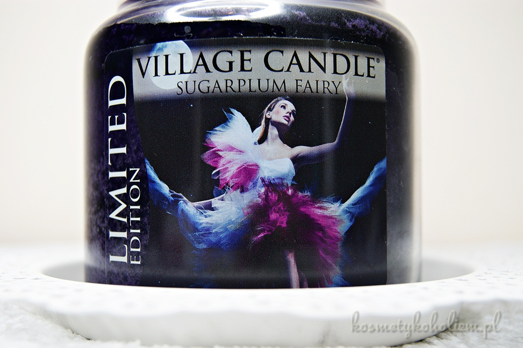 Village Candle | Sugarplum Fairy | Świecowa Niedziela