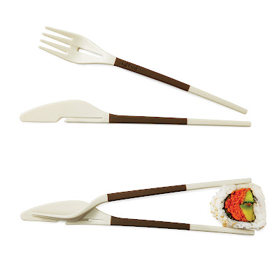 Cool Chopsticks and Creative Chopstick Designs (15) 12