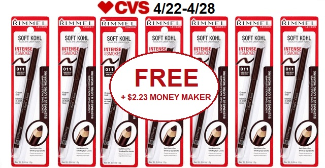 http://www.cvscouponers.com/2018/04/free-223-money-maker-for-rimmel-soft.html