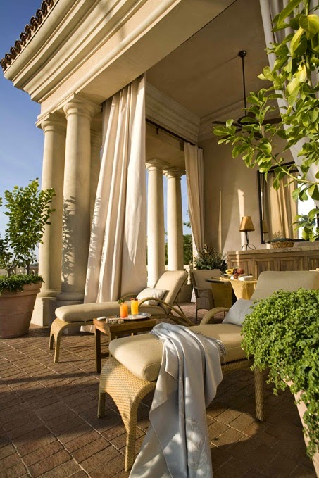 Design Ideas for Gracious Outdoor Living Spaces - Hadley ... on Outdoor Living 4U id=42954