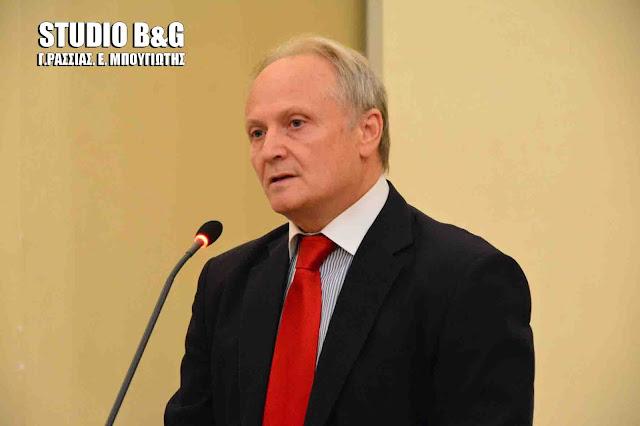 Παρέμβαση Ανδριανού στη Βουλή: Να διορθωθεί η αδικία του αποκλεισμού της Αργολίδας από τις εξισωτικές αποζημιώσεις