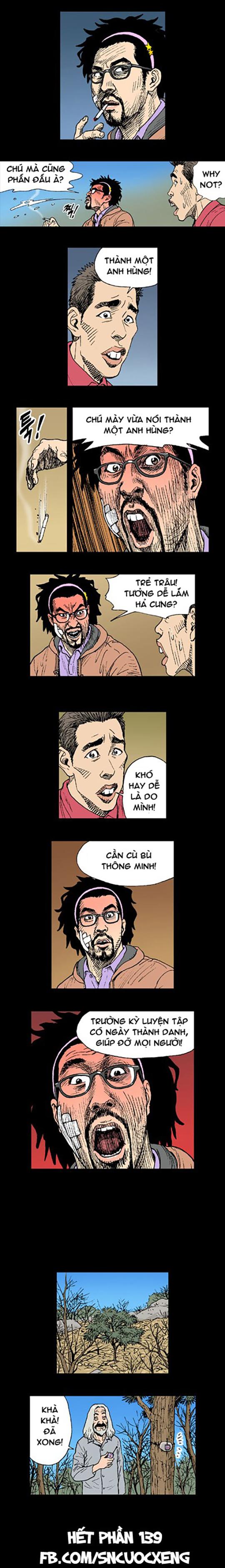 Siêu nhân Cuốc Xẻng (season 2) phần 139