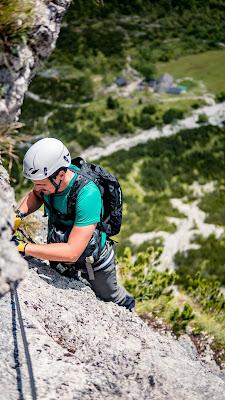Silberkarklamm Rundweg Wilde Wasser und Klettersteige  Ramsau am Dachstein   Hias-Klettersteig  Siega-Klettersteig 16