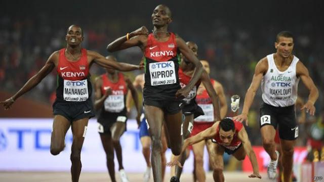 Nike bajo sospecha por su acuerdo con Kenia