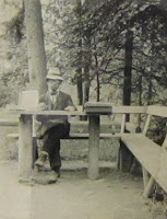 Nikifor, lata 30-te XX wieku.