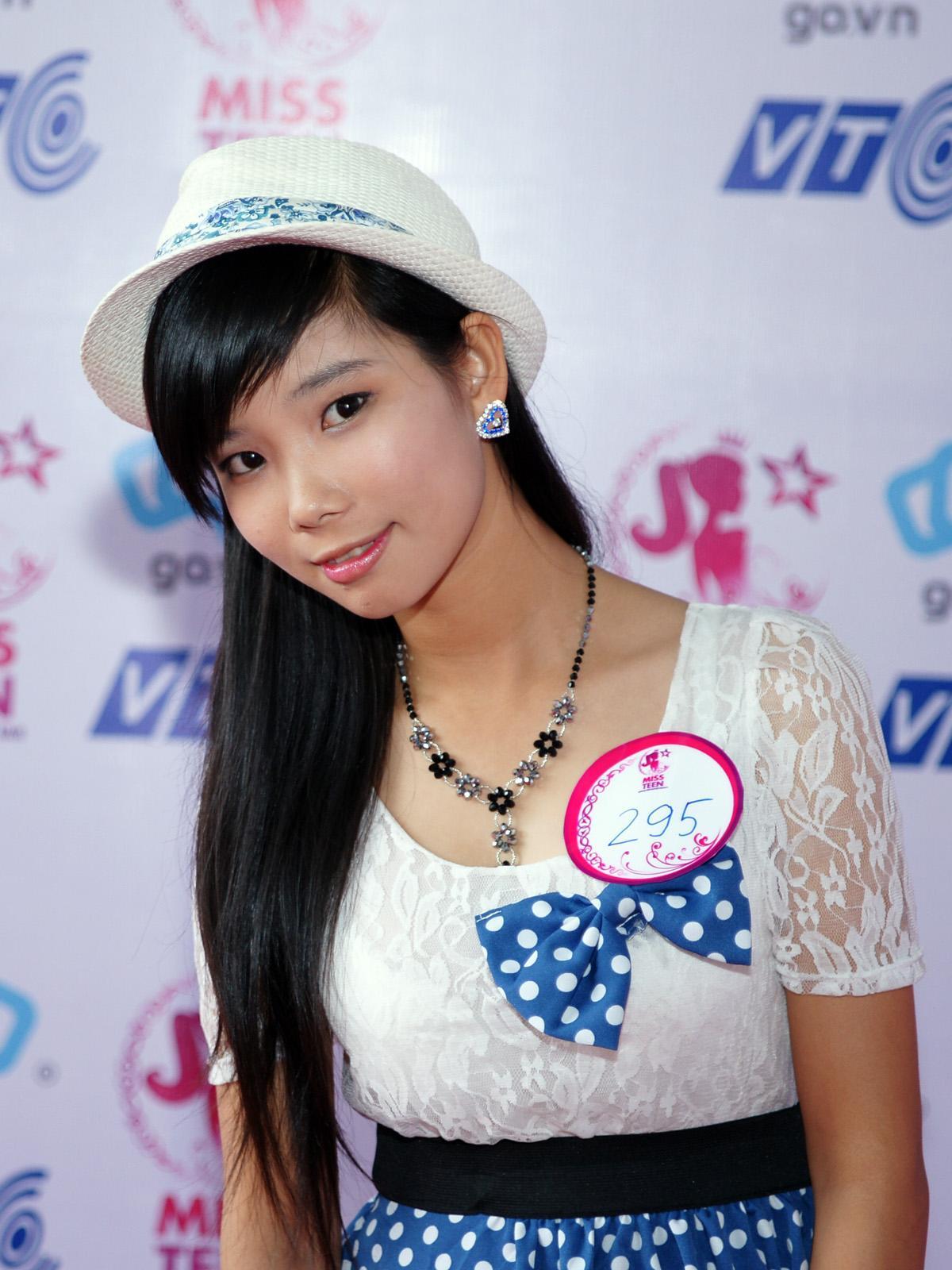 miss teen vietnam 2011 part 8 - Vietnamese girls