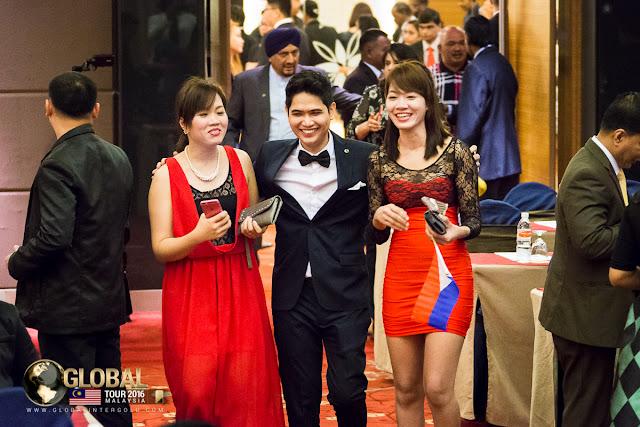Global InterGold на Филиппинах
