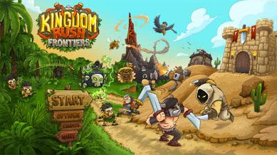 لعبة Kingdom Rush Frontiers للأندرويد، لعبة Kingdom Rush Frontiers مدفوعة للأندرويد