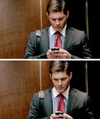 Pens, Thespians, and Words: 30 Day Dean Winchester Challenge