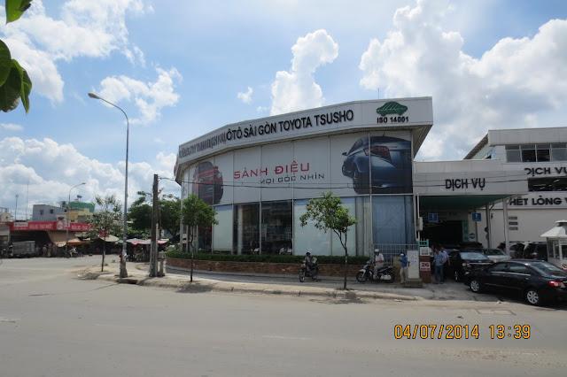 Cty Toyota Hung Vuong TPHCM - Website kinh doanh chinh thuc anh 2