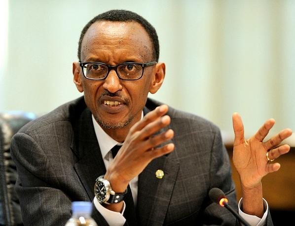 Kagame aanza kibarua chake cha AU kwa kasi