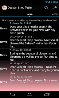 dessert shop android news