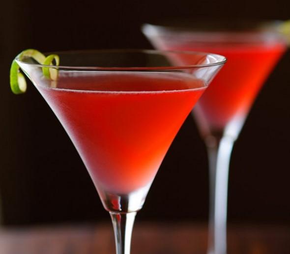 COSMOPOLITAN (Carnet De Cocktails Contemporains