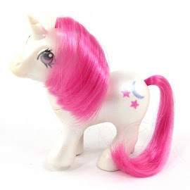 MLP Baby Moondreamer Year Seven Mail Order G1 Pony
