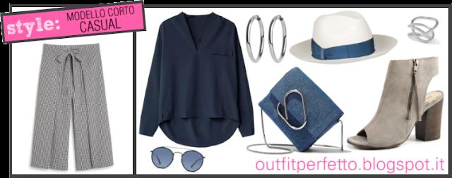 Come abbinare i PANTALONI CULOTTE (outfit Primavera/Estate)