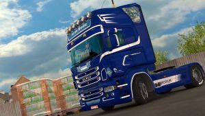 Jens Bode skin for Scania RJL by EviL