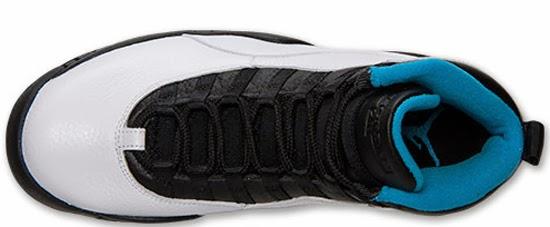 cheap for discount a4d5c be74e ajordanxi Your  1 Source For Sneaker Release Dates  Air Jordan 10 Retro  White Black-Dark Powder Blue Release Reminder