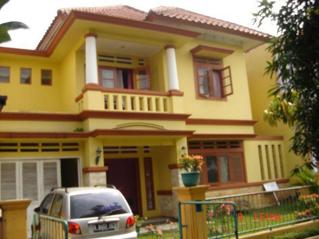 rancangan rumah mewah 2 lantai sederhana banyak disukai