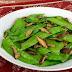 Garlicky Snow Pea And Shiitake Saute Recipe