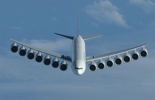 Image Gallery A390 Plane