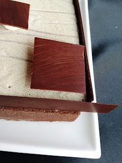 IMG 3082 - Dolce quadro: cioccolato e caramello