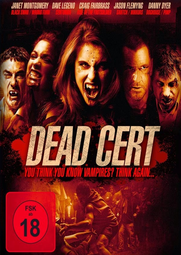 Fading Of Dead Cert ดับนรกกลืนตะวัน [HD][พากย์ไทย]