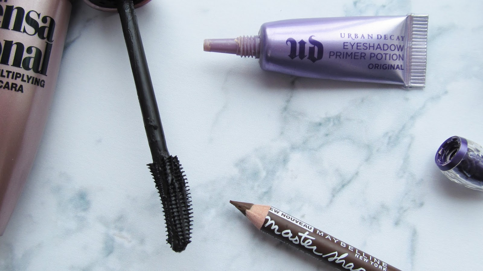 makeup favourites blog post