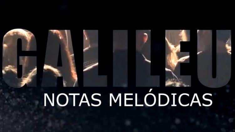Galileu - Fernandinho - Cifra melódica