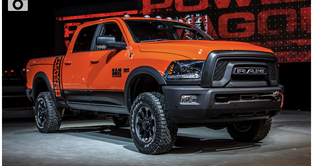 2020 Ram Power Wagon: Unlimited Power! Unlimited Wagon! - Cars Auto Express | New and Used Car ...