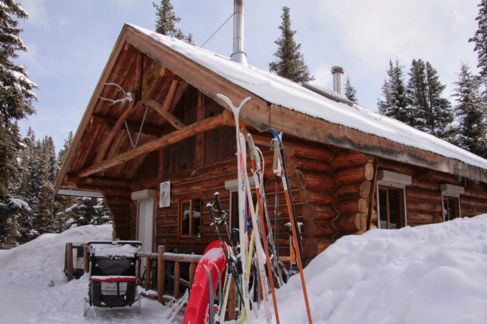Family Adventures in the Canadian Rockies: Backcountry ...