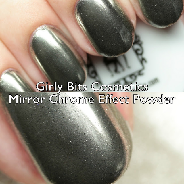 Girly Bits Cosmetics Mirror Chrome Effect Powder
