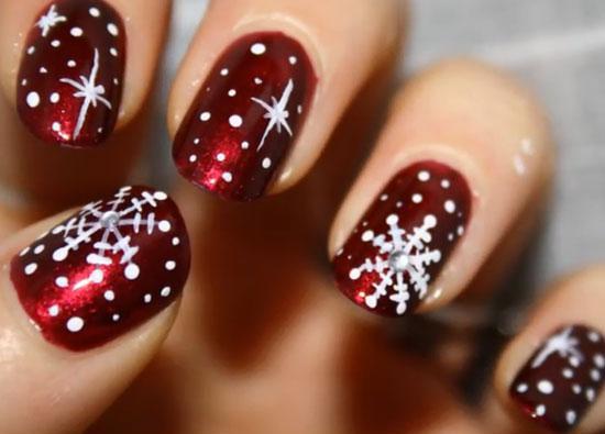 21 DIY Christmas Nail Art Ideas for Short Nails | Do it ...