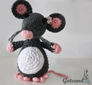 Amigurumi On The Go Download : 2000 Free Amigurumi Patterns: The vain little mouse