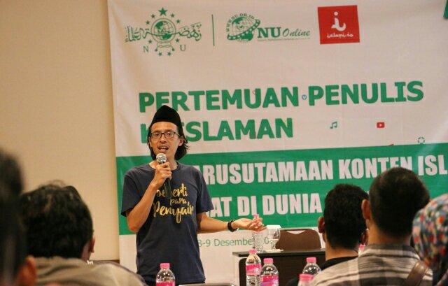 Aktivis Muda NU: Tak Ada Cerita Nabi Memusuhi Waria