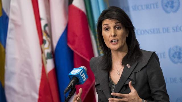 EEUU amenaza con lanzar más ataques contra Ejército sirio