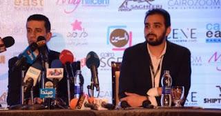 اعتذار جورج وسوف عن المؤتمر الصحفي لحفله بالقاهرة