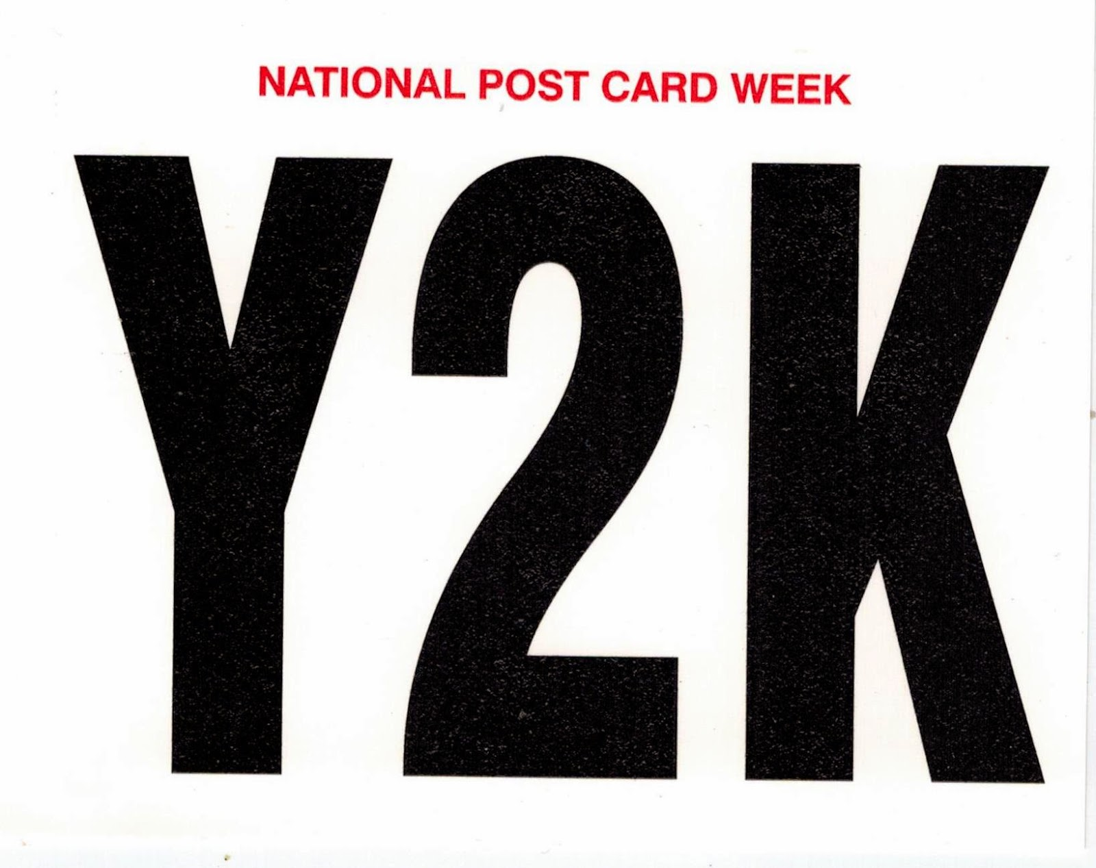 the facts about the infamous y2k bug Why are aliens, drones, and cyborgs invading the runway (and panicked about the 'y2k bug' his infamous 'matrix' collection for dior – widely.